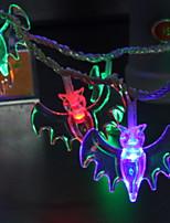 billiga -5m Ljusslingor 40 lysdioder Multifärg Ny Design / Dekorativ / Häftig 220-240 V 1set