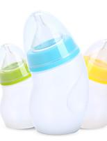Недорогие -0.2 L Собаки / Коты Миски и бутылки с водой Животные Чаши и откорма Цвет отправляется в случайном порядке