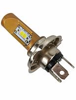 Недорогие -OTOLAMPARA 1 шт. H4 Мотоцикл Лампы 50 W COB 4000 lm 2 Светодиодная лампа Мотоцикл Назначение Honda / Галлей / YAMAHA Универсальный Все года