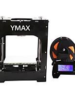 Недорогие -ymax-h2 3d принтер / размер печати 110 * 110 * 125 / диаметр сопла 0,4 мм