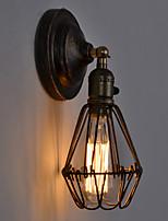 baratos -Metal Luz de parede 110-120V / 220-240V