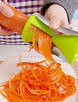 baratos -Utensílios de cozinha Plásticos Simples / Manual Peeler & Grater Fruta / Vegetais / Utensílios de Cozinha Inovadores 1pç