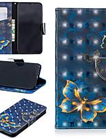 abordables -Coque Pour Apple iPhone XS / iPhone XS Max Portefeuille / Porte Carte / Avec Support Coque Intégrale Papillon Dur faux cuir pour iPhone XS / iPhone XR / iPhone XS Max
