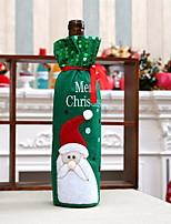 baratos -Decorações de férias Decorações Natalinas Natal Decorativa Verde 1pç