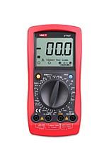 Недорогие -uni-t ut105 портативный цифровой lcd автомобильный мультиметр постоянное напряжение / ток сопротивление диод тестер измерительный прибор измерительный инструмент верхний