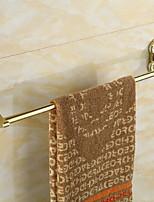 Недорогие -Держатель для полотенец Новый дизайн / Cool Modern Латунь 1шт 1-Полотенцесушитель На стену