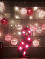 Недорогие -Уникальный декор для свадьбы PCB + LED Свадебные украшения Свадебные прием / фестиваль Сад / Праздник / Домики Все сезоны