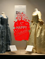 Недорогие -Оконная пленка и наклейки Украшение Рождество Праздник ПВХ Стикер на окна
