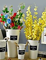 abordables -Fleurs artificielles 0 Une succursale Classique / Simple Elégant / Rustique Vase Fleur de Table