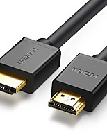 Недорогие -UGREEN HDMI 2.0 Кабель, HDMI 2.0 к HDMI 2.0 Кабель Male - Male 4K*2K 2.0m (6.5Ft)