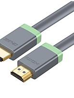 Недорогие -CE-Link HDMI 2.0 Кабель, HDMI 2.0 к HDMI 2.0 Кабель Male - Male 4K*2K Никелированная сталь 1.0m (3FT)