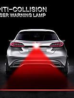 Недорогие -авто автомобиль анти столкновения лазерный свет автомобильный лазер задние фонари туман хвост фонарь предупреждение сигнальные огни мотоцикл грузовик