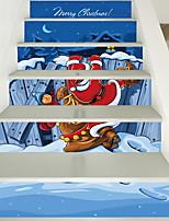 Недорогие -Праздничные украшения Рождественский декор Рождественские украшения Декоративная Синий 6шт