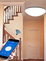 Недорогие -современный светодиодный потолочный светильник для потолочных светильников для потолочных светильников для домашнего живого дома ac110-240v