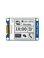 abordables -Module de papier électronique WaveShare 1,54 pouces 200x200 Module d'affichage d'encre électronique 1,54 pouces