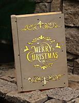 Недорогие -Праздничные украшения Рождественский декор Рождественские украшения Cool Бежевый 1шт
