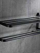 Недорогие -Держатель для полотенец Новый дизайн / Cool Modern Металл 1шт Двуспальный комплект (Ш 200 x Д 200 см) На стену