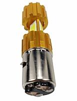 Недорогие -OTOLAMPARA 1 шт. Мотоцикл Лампы 30 W COB 2400 lm 3 Светодиодная лампа Мотоцикл Назначение Мотоциклы Универсальный Все года