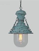 baratos -QINGMING® Mini Luzes Pingente Luz Descendente Galvanizar Acabamentos Pintados Metal Estilo Mini 110-120V / 220-240V