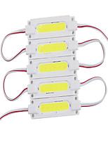 abordables -1pc Imperméable / Lumineux Puce LED Plastique Panneau d'affichage