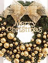 abordables -Décorations de vacances Décorations de Noël Décorations de Noël Décorative Or 1pc