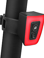 Недорогие -Задняя подсветка на велосипед Светодиодная лампа Велосипедные фары Велоспорт Водонепроницаемый, Защита от пыли, Градиент цвета Литий-ионная аккумуляторная батарея 160 lm