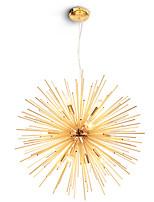 billiga -moderna jordklot metall ljuskronor fyrverkerier norra europa vintage vardagsrum matsal hängande ljus e12 / e14 glödlampa bas