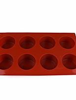 Недорогие -Кухонные принадлежности силикагель Многофункциональные / Творческая кухня Гаджет выпечке Mold Пицца 1шт