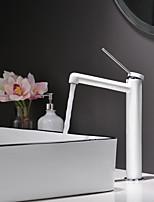 Недорогие -Смеситель для раковины в ванной комнате - новый дизайн для рисования на палубе моноблок