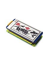abordables -Waveshare 2.13inch chapeau de papier électronique (b) 212x104 2.13inch chapeau d'affichage électronique pour la framboise pi tricolore
