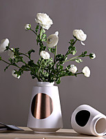 abordables -Fleurs artificielles 0 Une succursale Simple Elégant / Moderne Vase Fleur de Table