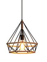 Недорогие -Мини Подвесные лампы Рассеянное освещение Окрашенные отделки Металл Мини 110-120Вольт / 220-240Вольт Лампочки не включены / E26 / E27