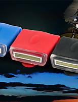 Недорогие -LED подсветка Светодиодная лампа Велосипедные фары Велоспорт Водонепроницаемый, Портативные, Быстросъемный Литий-ионная аккумуляторная батарея 1200 lm Белый / Красный Велосипедный спорт