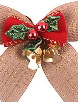 Недорогие -Праздничные украшения Рождественский декор Декоративные объекты Декоративная Бежевый 1шт