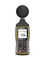 Недорогие -1 pcs Пластик Шумомер Измерительный прибор 30-130dB SW523