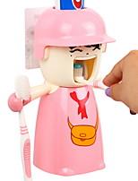 Недорогие -Стакан для зубных щеток Креатив Модерн пластик 2pcs Зубная щетка и аксессуары