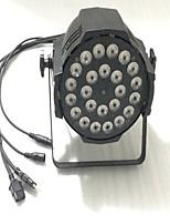 baratos -1pç 210 W 3200~5600 lm lm 24 Contas LED Criativo / Regulável / Cores Gradiente Luzes LED de Cenário Vermelho / Azul / Verde 220-240 V Comercial / Palco