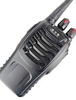 baratos -baofeng® bf-888s walkie-talkie lanterna 2800 mah 5 w rádio em dois sentidos