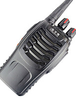 abordables -baofeng® lampe de poche talkie-walkie bf-888s radio 2800 mah 5 w