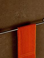 abordables -Barre porte-serviette Design nouveau / Cool Moderne Métal 1pc Barre à 1 serviette Montage mural
