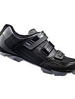 Недорогие -21Grams Взрослые Обувь для велоспорта Дышащий, Ультралегкий (UL), Удобный Велосипедный спорт / Велоспорт / Горный велосипед Черный