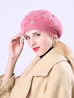 Недорогие -Жен. Классический / Праздник Широкополая шляпа Пэчворк