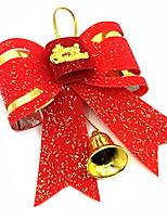 abordables -Décorations de vacances Décorations de Noël Noël Décorative Rouge 1pc