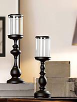 Недорогие -1шт стекло / Резина Модерн / Европейский стиль для Украшение дома, Подарки Дары