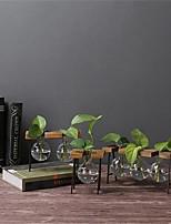 abordables -Fleurs artificielles 0 Une succursale Classique Rustique / Style Simple Vase Fleur de Table