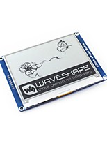 abordables -Module de papier électronique waveshare 4.2inch400x300 Module d'affichage e-ink 4.2inch