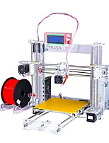 Недорогие -sunhokey i3 высококачественная реплика с высокой точностью prusa i3 diy 3d комплект для принтеров с 2 рулонами нитей 8gb sd card и lcd бесплатно