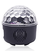 Недорогие -Светодиодные параболические алюминиевые рефлекторы Активация звуком / Авто / Дистанционное управление для Выступление / Танцы / DJ Пульт управления / Простота транспортировки