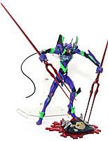 billiga -Anime Actionfigurer Inspirerad av Neon Genesis Evangelion D.Va pvc 16 cm CM Modell Leksaker Dockleksak