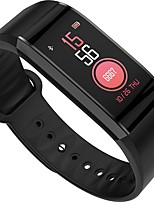 Недорогие -KUPENG B39 Умный браслет Android iOS Bluetooth GPS Спорт Водонепроницаемый Пульсомер Измерение кровяного давления / Сенсорный экран / Израсходовано калорий / Длительное время ожидания / Педометр